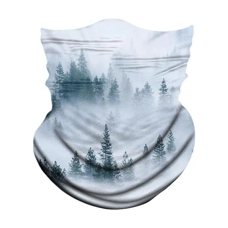 weiss/türkis/Wald